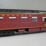 Norfolk & Western Heavyweight Passenger Cars