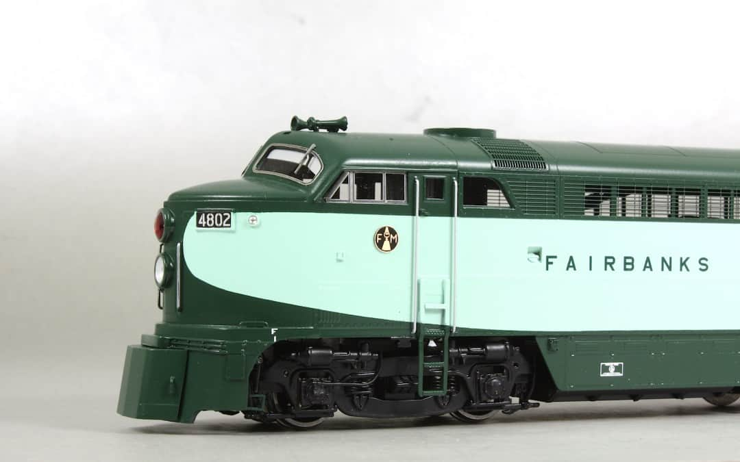 Fairbanks-Morse C-Liner