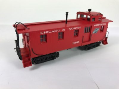 C&NW 11405